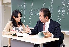 日本大学通信教育部 サポート図
