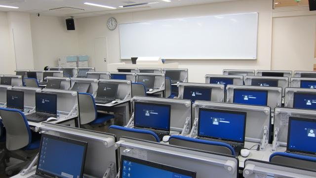 コンピュータ実習室I